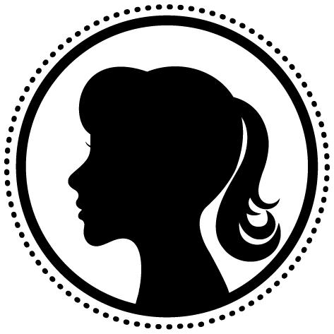 Achat Sticker coiffure : SDC033