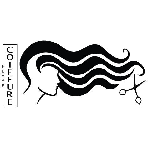 Sticker coiffure : SDC036