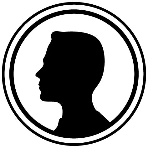 Sticker coiffure homme : SCH07