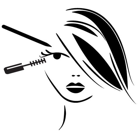 Achat Sticker esthéticienne visage : 06