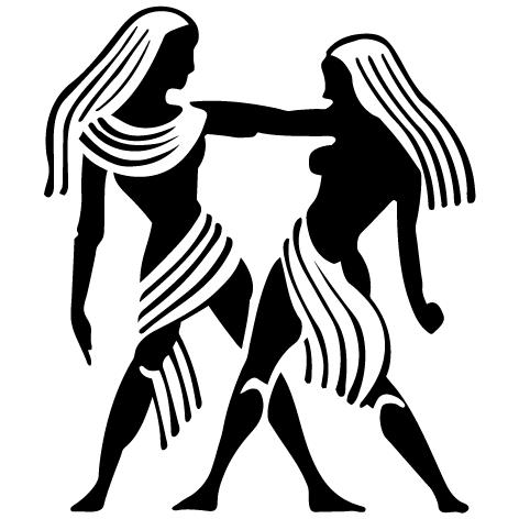 Sticker Mural Femmes Égyptiennes