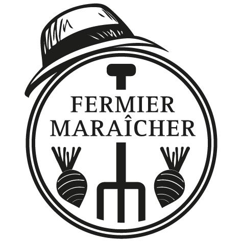Achat Sticker fermier maraîcher 2