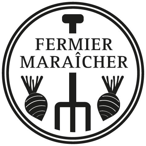 Sticker fermier maraîcher