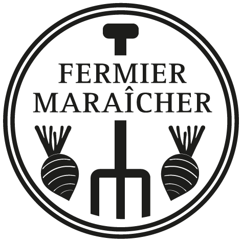 Achat Sticker fermier maraîcher