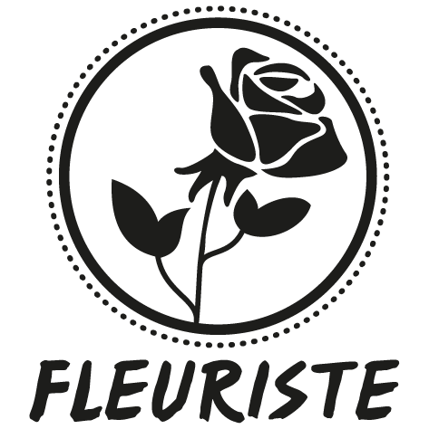 Sticker fleuriste : 04