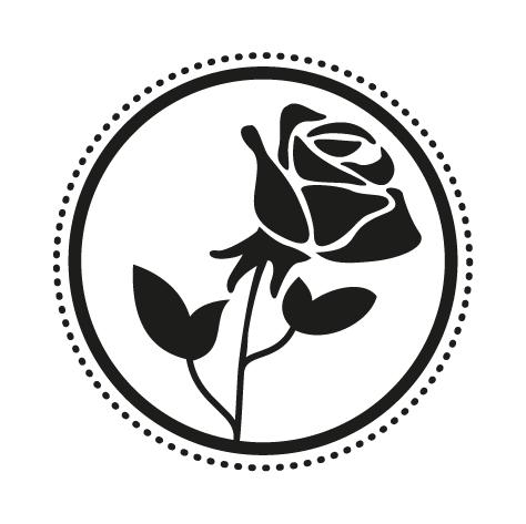 Sticker fleuriste : 07