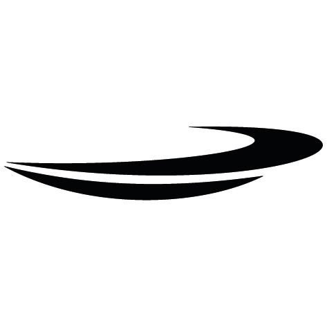 Achat Sticker courbe : 03
