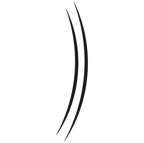 Sticker courbe : 05