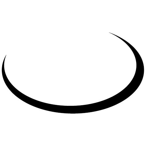 Sticker courbe : 06