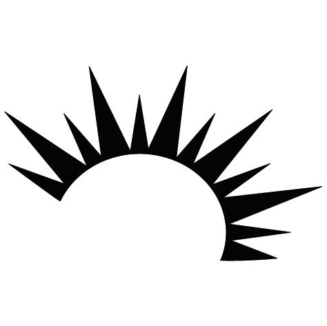 Sticker courbe : 10