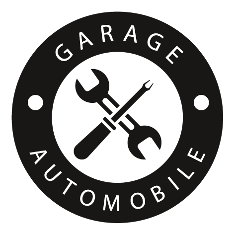 Sticker garage automobile : STG01