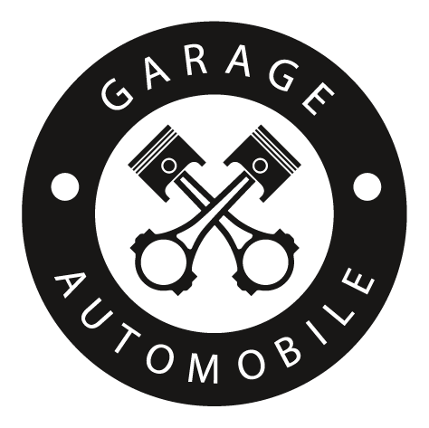 Sticker garage automobile : STG02