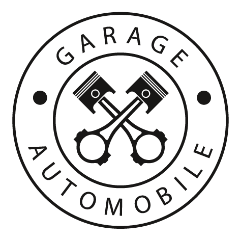 Sticker garage automobile : STG03