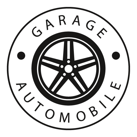 Sticker garage automobile : STG04