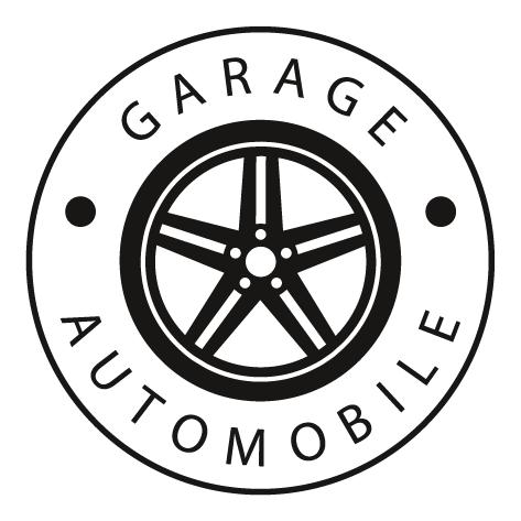 Sticker jante garage automobile