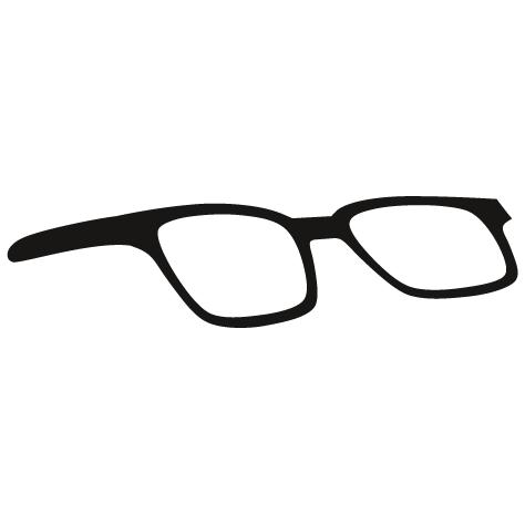 Sticker lunettes : STL03