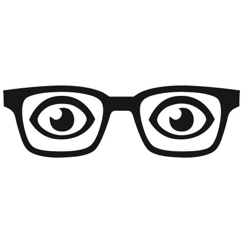 Achat Sticker lunettes : STL05