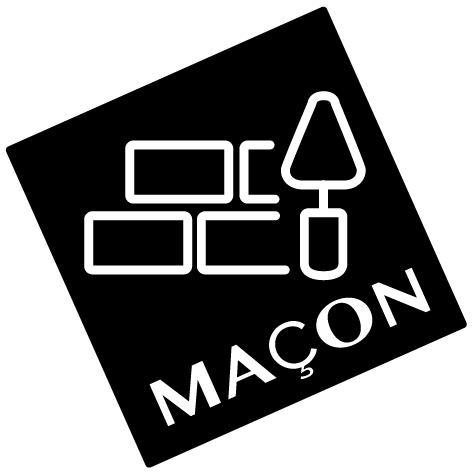 Achat Sticker maçon : STM12