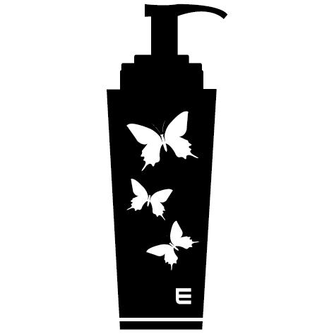 Sticker maquillage : 08
