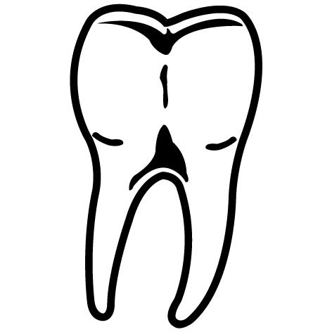 Achat Sticker molaire  MPS02