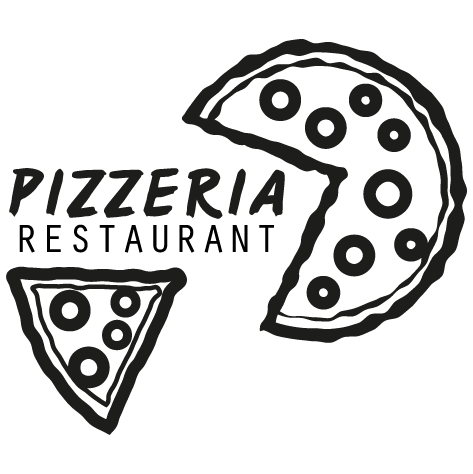 Sticker restaurant pizzeria