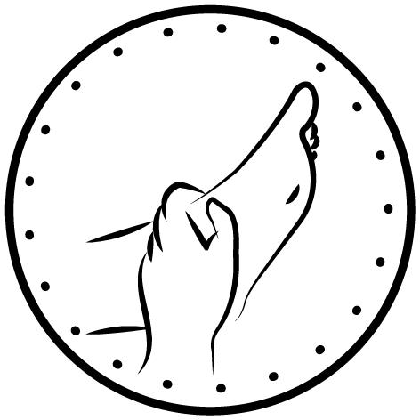 Achat Sticker réflexologie : 02