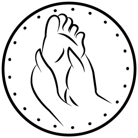 Achat Sticker réflexologie : 03