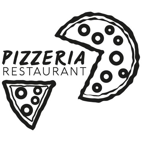 Achat Sticker restaurant pizzeria