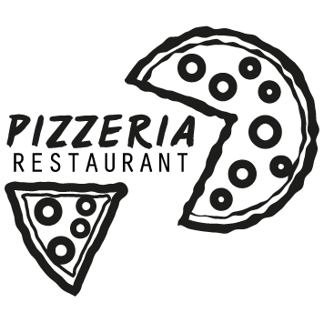 Sticker pizzeria ( LIVRÉ EN DEUX PARTIES )