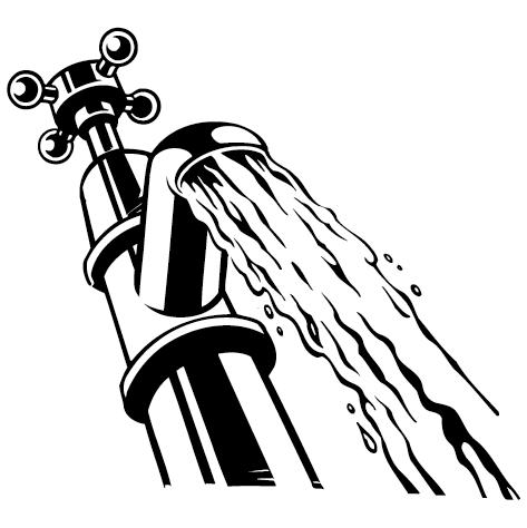 Achat Sticker robinet plombier-03