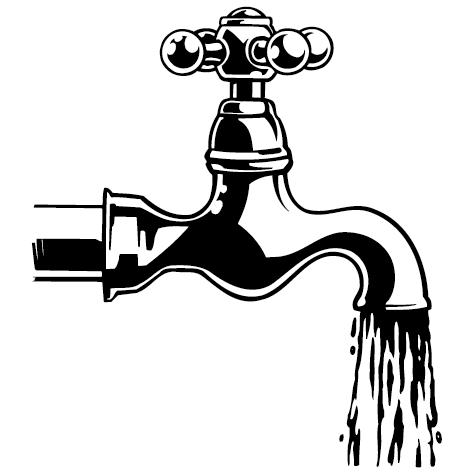 Achat Sticker robinet plombier-05