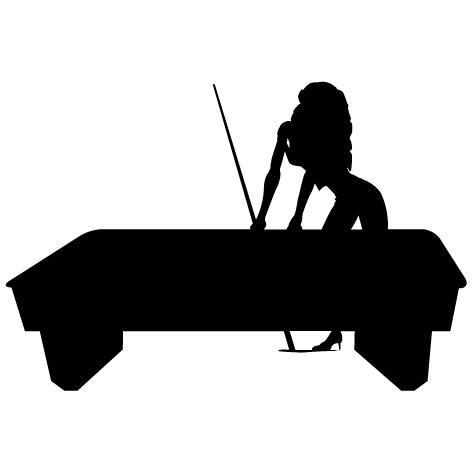 Achat Sticker table de Billard
