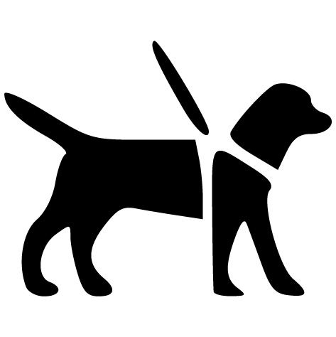 Achat Sticker toilettage canin : 13