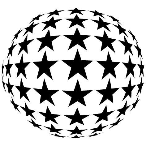 Sticker trompe l'œil : MPDEC09