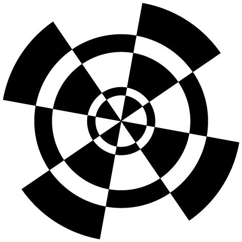 Sticker trompe l'œil : MPDEC12