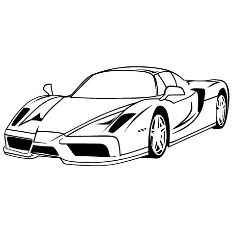 Achat Sticker voiture : STV02