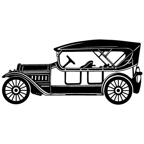 Achat Sticker voiture : STV023