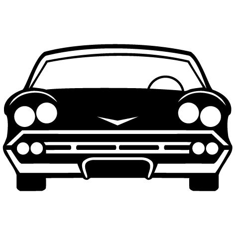 Achat Sticker voiture : STV025