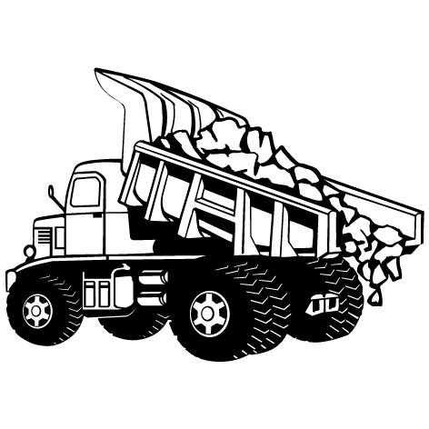 Achat Sticker camion : STV029