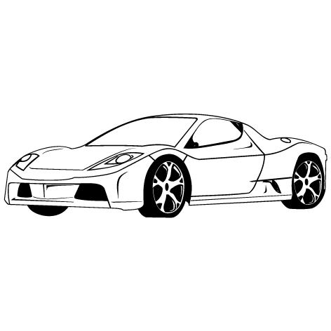 Achat Sticker voiture : STV03