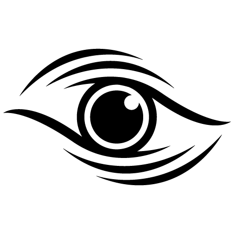 Sticker œil : 14