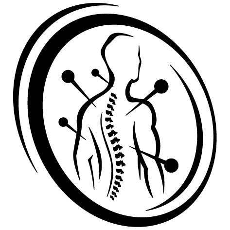 Sticker acupuncture dorsal