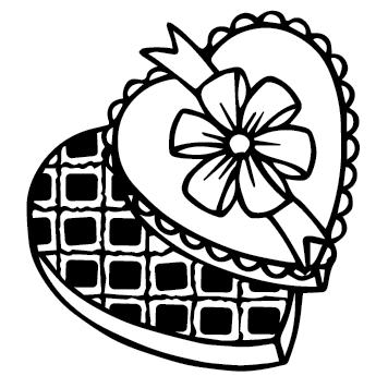 Sticker déco gâteau