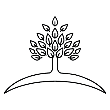 Sticker logo arbuste PAY03