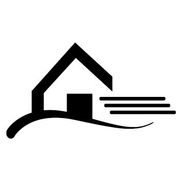 Sticker logo -maison - BAT02
