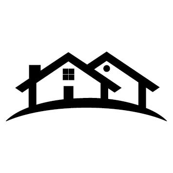 Sticker logo maison - BAT13