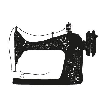 Sticker machine à coudre RET01
