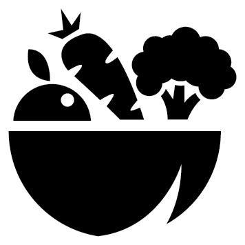 Sticker panier design