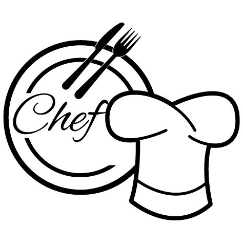 Sticker Chef Cuisine