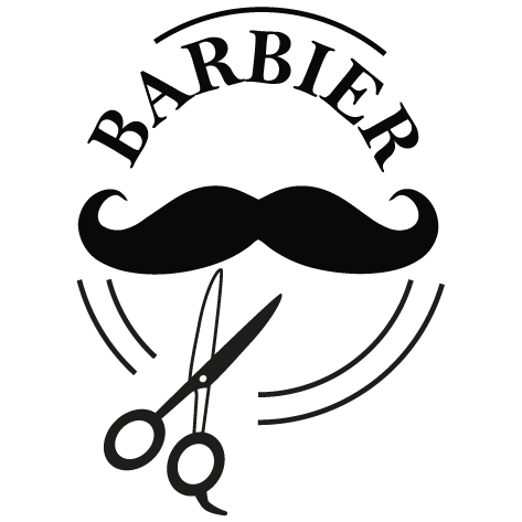 Achat Sticker barbier : 10